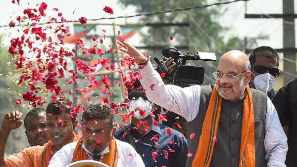 Mamata banarjee has to be defeated to bring about much-desired change in Bengal, says Amit Shah