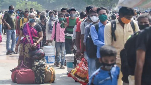 Unemployment rate rises as Coronavirus returns to haunt Indian economy