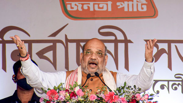 'Will find solution for Gorkhas, you won't have to agitate anymore': Amit Shah