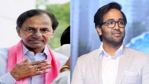 the entire teaching community is grateful to Telangana CM KCR, says Manchu Vishnu