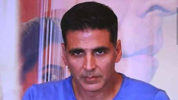 Actor Akshay Kumar says he has tested positive for COVID-19