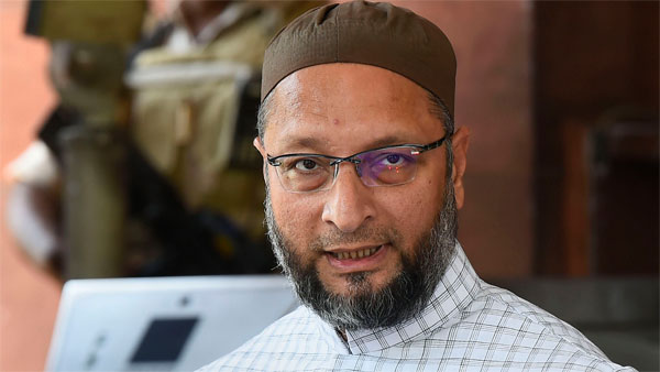 a temple priest gets bed in a hospital after mp asaduddin owaisi recommendation