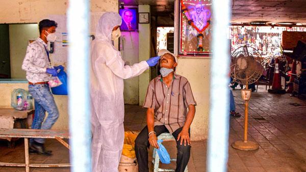భారత్ లో కరోనా ఉధృతి .. 97 వేలకు చేరువగా కొత్త కేసులు , 446 మరణాలు