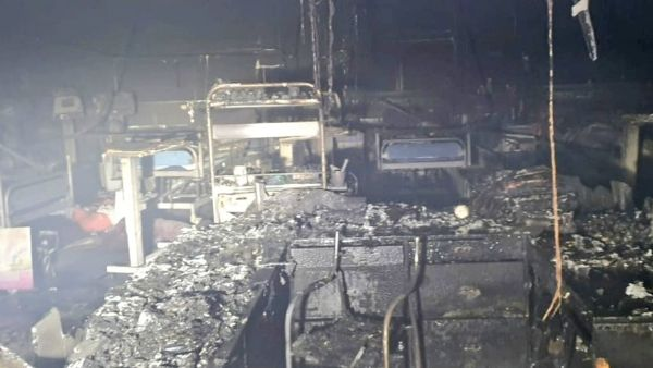 13 COVID-19 patients die in Maharashtra hospital fire