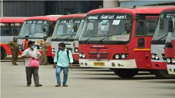 Karnataka bus services hit as RTC workers go on strike, Govt threatens ESMA, exams postponed