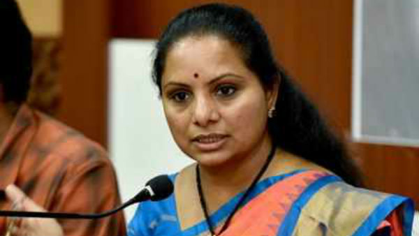 MLC Kavitha sets up helpline for COVID-19 affected in Telangana