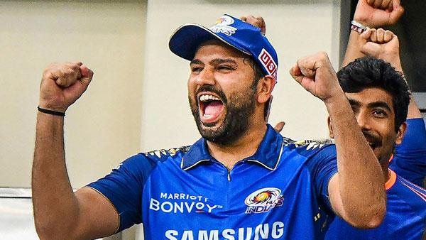 IPL 2021:ఢిల్లీ పేసర్ అవేష్ ఖాన్ జెర్సీపై రోహిత్ శర్మ ఆటోగ్రాఫ్..ఎందుకో తెలుసా..?