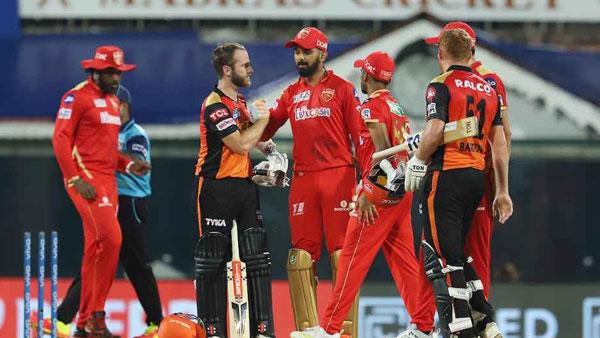 IPL 2021:ఎట్టకేలకు విజయం నమోదు చేసిన సన్రైజర్స్..పంజాబ్ పై వండర్ఫుల్ విక్టరీ..!
