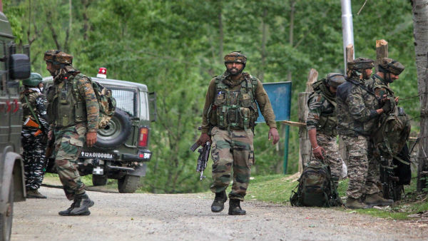 5 militants killed, 4 jawans injured as separate encounters in JKs Shopian, Awantipora