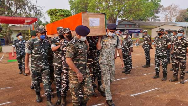 At least 15 jawans are missing after encounter in Chhattisgarh