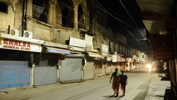 12-hour night curfew from 6 pm to 6 am in Pune from tomorrow