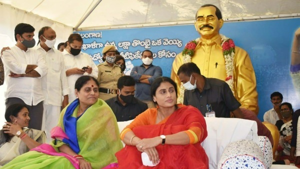 ys sharmila close aide konda raghava reddy and others tested coronavirus positive