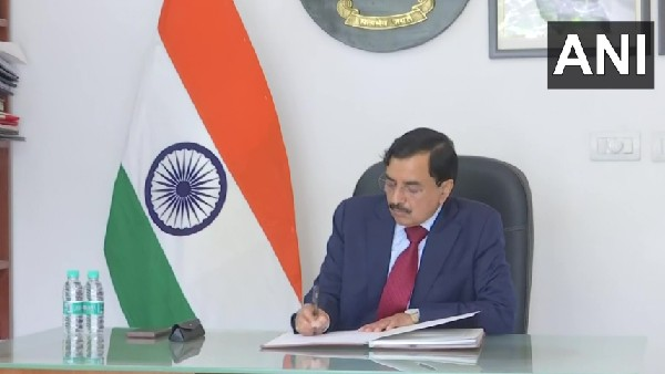 Sushil Chandra took charge as the 24th Chief Election Commissioner