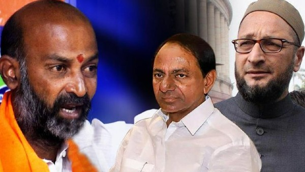 Telangana Lockdown: రంజాన్ ముందు ఇలాగైతే ఓవైసీ చేతిలో కేసీఆర్కు దెబ్బలే: బీజేపీ బండి సంజయ్ అనూహ్యం