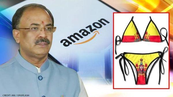 Kannada flag bikini: మరో అవమానం -బికినీపై కన్నడ జెండా -Amazonపై కర్ణాటక మంత్రి పైర్