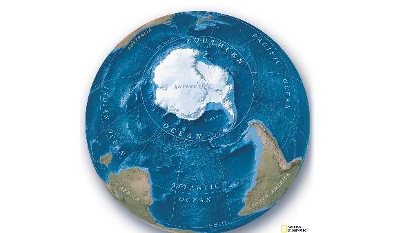 Southern Ocean: మహా సముద్రాలు 4కాదు, ఐదవది ఇదే: National Geography సంచలన ప్రకటన