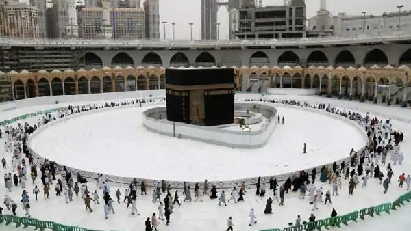 Hajj 2021: విదేశీయులకు నో ఛాన్స్ -covid టీకాలు పొందిన 60వేల మంది స్థానికులకే: సౌదీ అరేబియా