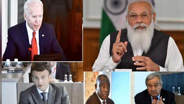 G7 summit: వన్ ఎర్త్..వన్ హెల్త్ కాన్సెప్ట్: ప్రధాని మోడీ: చైనాకు చురకలు
