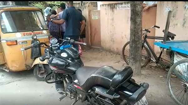 vijayawada murder : మహిళ కోసం గొడవ- పక్కాప్లాన్తో కిరాతకంగా హత్య