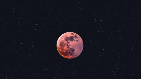 Strawberry Moon 2021:జూన్ 24వ తేదీన ఆకాశంలో మరో అద్భుతం.. చంద్రుడు అలా: కానీ భారత్లో..!
