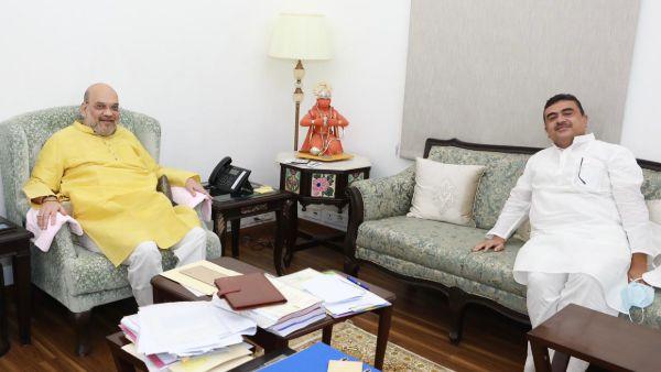 జగన్కు అపాయింట్మెంట్ ఇవ్వని అమిత్ షా..బెంగాల్ బీజేపీ ఎమ్మెల్యేతో భేటీ: వివక్షేనంటూ