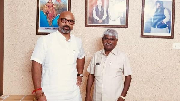 అనూహ్యం: BJP ఎంపీతో సూరీడు భేటీ -YSR నీడను కలిశా: ధర్మపురి అరవింద్ -ys sharmilaపై చర్చా?