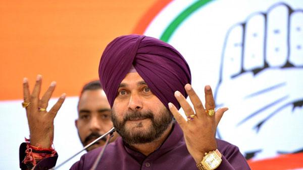 Navjot Singh Sidhu ppcc: Shock to CM Amarinder Singh: Navjot Singh Sidhu appointed as Punjab Congress chief