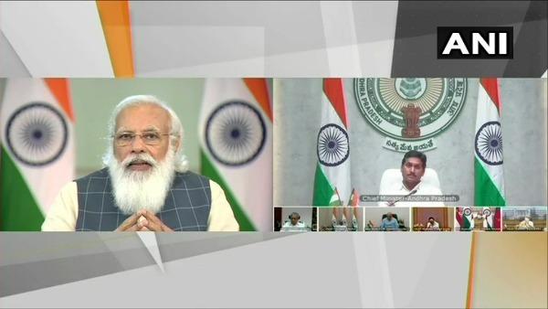 మోదీ సార్.. చాలా థ్యాంక్స్, ఏపీకి గొప్ప సహాయం చేస్తున్నారు: సీఎం జగన్ -కరోనా కట్టడి, వ్యాక్సిన్లపై -video