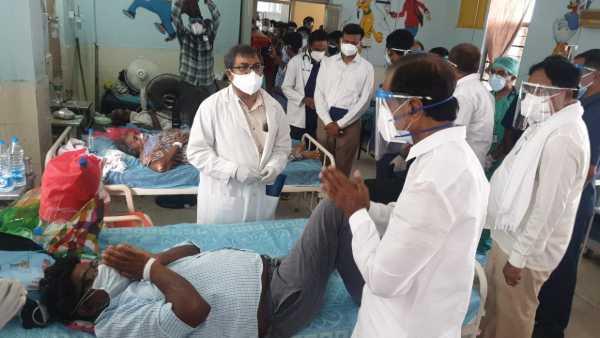 షాకింగ్: తెలంగాణలో కరోనాకు 1.5లక్షల మంది బలి -కేసీఆర్ లెక్క అబద్ధం: కాంగ్రెస్ -కొత్తగా 869 కేసులు, 8మరణాలు