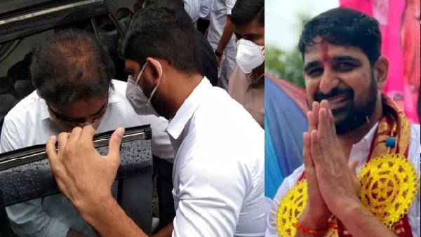 హుజురాబాద్లో గెలుస్తాం: కేటీఆర్కు గిప్ట్ ఇస్తాం: పాడి కౌశిక్ రెడ్డి