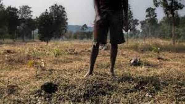 A son killed his father for 200 rupees, brutal incident in Kottagudem