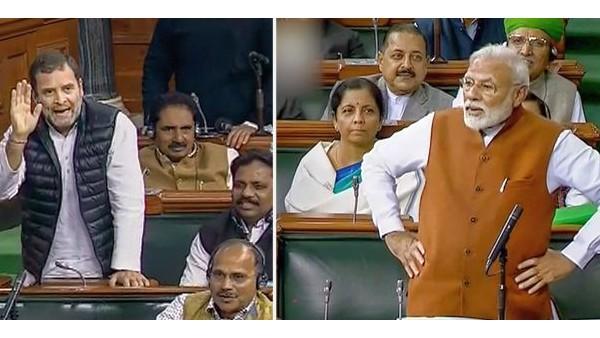 కాంగ్రెస్ అనూహ్య ఎత్తుగడ: లోక్సభ నేతగా రాహుల్ గాంధీ -మోదీపై 3అస్త్రాలు -రాజ్యసభ నాయకుడిగా గోయల్
