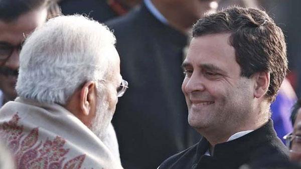 Friendship Day:మోదీ ఇద్దరు మిత్రులు -ప్రధానికి రాహుల్ గాంధీ విష్ మామూలుగా లేదుగా -viral video
