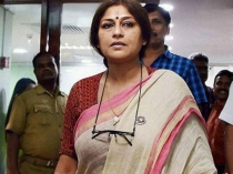 Bjp S Roopa Ganguly Attacked Allegedly Trinamool Workers Ne