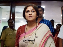 Rupa Ganguly Dares Women Survive Bengal 15 Days Without Getting Raped