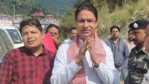 Bjp Darjeeling Mp Raju Bista Attacked