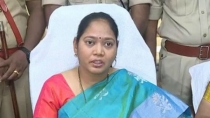 Ap Home Minister Sucharita Angry On Tdp