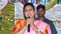 Mla Roja Strong Counter To Revanth Reddy Slams Chandrababu And Nara Lokesh