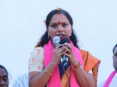Oh God Kavitha Opponents Are 189 Candidates Nizamabad Politics Are In Interested Way