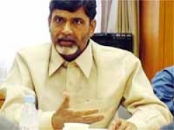Chandrababu New Strategy Wash Away