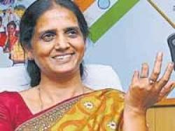 Sabitha About V Hanumantha Raos Statement