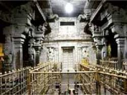 Kalahasti Temple Gets Record Level