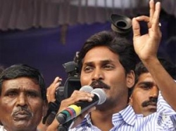 Three Mlas Attend Ys Jagan Dharna 111011 Aid