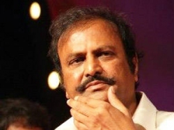 Andhrapradesh Mohanbabu Makes Sensational Comment