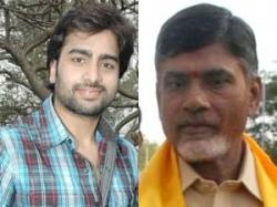 Andhrapradesh Nara Rohit Praises Chandrababu