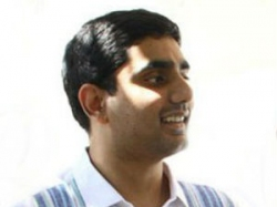 Districts Lokesh Concentrates On Party