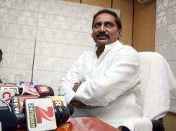 No Change Cm Seemandhra Congress Leaders