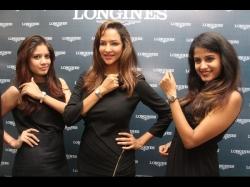Pictures Manchu Lakshmi Launches New Watches
