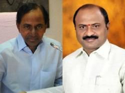 Dharma Reddy Joins Trs Praises Chandrababu