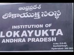 Lokayukta Issued Notices To Ap Govt